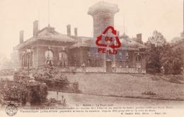 MONS - Le Vaux-Hall - Construit Entre 1862-64 Sur L'emplacement De L'ancien Fort D'Havré Au Centre De Beaux Jardins Créé - Mons