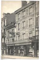FONTAINEBLEAU - Devanture De La Librairie Thibault Papeterie - Carte Postale Sans Légende - Fontainebleau