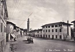 5145 - S. PIER D'ISONZO - VIA ROMA - Altre Città