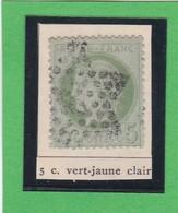 """CERES N° 53   ETOILE DE PARIS  """" 3 """"  BUREAU  Pl De La MADELEINE - REF 12520 - 1871-1875 Ceres"""