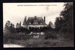 SEVIGNY-WALEPPE -  ( Ardennes ) - Le Château ( Façade De Devant ) - Other Municipalities