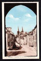 MOUZON -  ( Ardennes ) - Grand-rue, Vue Prise Sous La Porte De Bourgogne - Other Municipalities