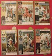 3 Chromo Liebig : Ordres Et Décorations. 1899. S 597. édition Française . + 3 Gratuites - Liebig