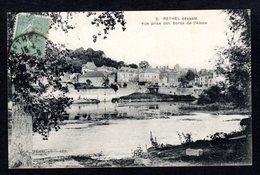 RETHEL-  ( Ardennes ) - Dévasté , Vue Prise Des Bords De L'Aisne N° 2 - Other Municipalities