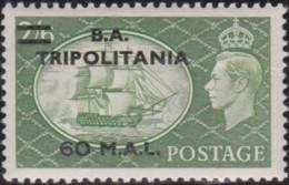 Tripolitana     .    SG   .    T 32      .   **    .  MNH     .   /   .   Postfris - Great Britain (former Colonies & Protectorates)