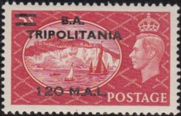 Tripolitana     .    SG   .    T 33      .   **    .  MNH     .   /   .   Postfris - Great Britain (former Colonies & Protectorates)