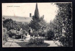 - RARE -  GOMONT ( Ardennes ) - Other Municipalities