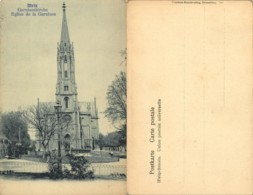 [515228]B/TB//-France  - Metz, Eglise De La Garnison - Metz