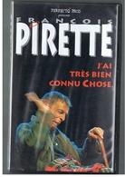"""JM17.01 / CASSETTE VIDEO VHS / FRANCOIS PIRETTE - """" J AI TRES BIEN CONNU CHOSE..."""" - Comédie"""