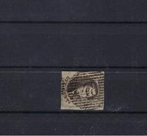 N°6 GESTEMPELD P48 Genappe MET 4 MARGES COB € 10,00 + COBA € 12,00 SUPERBE - 1851-1857 Medaillons (6/8)