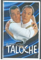 JM17.01 / CASSETTE VIDEO VHS /  LES FRERES TALOCHES - Comédie