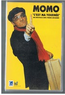 """JM17.01 / CASSETTE VIDEO VHS /  MOMO """" C EST MA TOURNEE """" - Comédie"""
