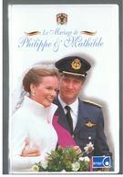 JM17.01 / CASSETTE VIDEO VHS /  LE MARIAGE DE PHILIPPE ET MATHILDE - Cómedia