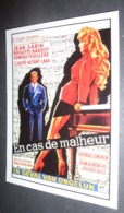 Carte Postale : En Cas De Malheur (cinéma - Affiche - Film) Brigitte Bardot - Jean Gabin - Posters On Cards