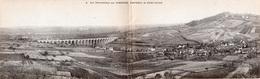 CPA - Vue Panoramique Sur SANCERRE, FONTENAY Et SAINT-SATUR - Carte Format Panoramique - Ecrite En 1919 - Sancerre