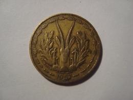 MONNAIE TOGO 10 FRANCS 1957 - Togo