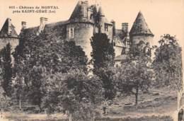 46 - Château De MONTAL Près SAINT-CERE - Saint-Céré