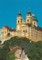 Autriche Abbaye De Melk (2 Scans) - Melk