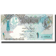 Billet, Qatar, 1 Riyal, KM:20, SPL - Qatar