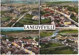LANEUVEVILLE-DEVANT-NANCY. 4 Vues Aériennes - Francia