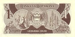 BOTSWANA P.  6a 1 P 1983 UNC - Botswana