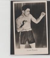 .BOXING.BOKSEN. PHOTO. ABC.  BOXEUR   SILVA ROBIN - Boxing