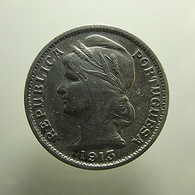Portugal 20 Centavos 1913 Silver - Portugal