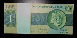 A1 BILLETS DU MONDE WORLD BANKNOTES BRAZIL UM CRUZEIRO - Bankbiljetten