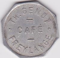 Jeton De Café Th GENDT - FREYLANGE ( Province De Luxembourg ) - Monedas / De Necesidad