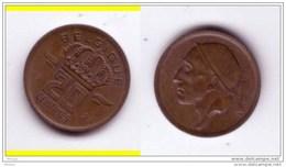 ##5, Belgique, Belgium, 1953 - 01. 20 Centimes