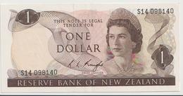 NEW ZEALAND P. 163c 1 D 1971 AUNC - Nueva Zelandía