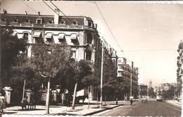MALAGA (Andalucia) Paseo De Reding En 1955  CPSM  PF - Málaga