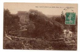 """76 - SAINT JOUIN Sur MER - """"Villa Laetitia"""" - 1922 (N51) - France"""
