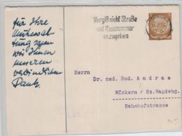 DR.- PP Ganzsache-  Werbung......  ...   (ko3653   ) Siehe Scan - Interi Postali