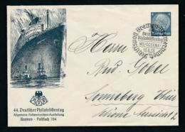 D.Reich-   Ganzsache/Umschlag -Bremen..... .  (zu2171   ) Siehe Scan....... - Germania