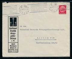 D.Reich-   Ganzsache/Umschlag -Hindenburg Groß....  (zu2204   ) Siehe Scan....... - Interi Postali
