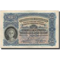 Billet, Suisse, 100 Franken, 1939, 1939-08-03, KM:35l, TB+ - Suisse