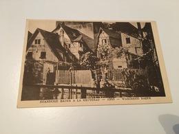CH - 800 - Le Strasbourg Disparu - Buanderie Bauer à La Krutenau 1868 - Strasbourg