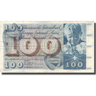 Billet, Suisse, 100 Franken, 1972, 1972-01-24, KM:49n, TB+ - Schweiz