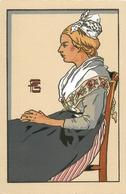 ILLUSTRATEUR GEO FOURRIER. Jeune Fille De Font Vièio - Fourrier, G.