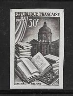 France Timbre De 1954 N°971a Neufs** Non Dentelé Essai - Frankrijk