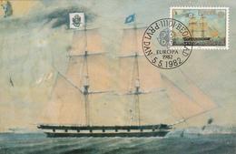 Yugoslavia, Evropa CEPT, Ships - Europa-CEPT