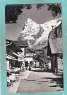 Small Old Post Card Of Mürren, Berne, Switzerland,S90. - BE Berne