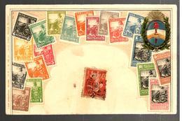 27243 - ARGENTINE - Briefmarken (Abbildungen)