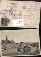 645884,Iglau Jihlava Hauptplatz Böhmen 1914 - Ohne Zuordnung