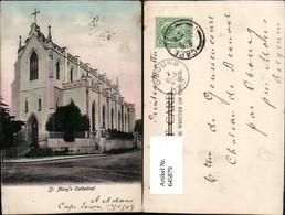645879,South Africa Südafrika Cape Town Kapstadt St, Marys Cathedral - Südafrika
