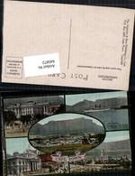 645872,South Africa Südafrika Cape Town Kapstadt Mail Steamer - Südafrika
