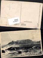 645854,South Africa Südafrika Cape Town Kapstadt Table Mountain Meer Wellen - Südafrika