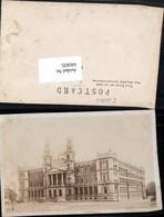 645835,South Africa Südafrika Pretoria Palace Of Justice Photo Postcard - Südafrika