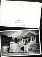 645832,South Africa Südafrika Rhodes Memorial Cape Town Kapstadt - Südafrika